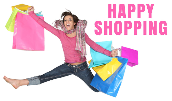 Happy Shopping!