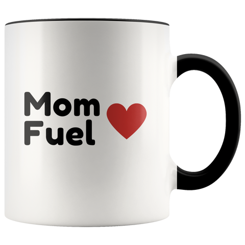 Mom Fuel - Coffee Mug - KICKI´S SHOP