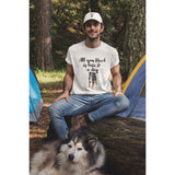 All You Need Is Love And A Dog - Men´s T-Shirt - KICKI´S SHOP