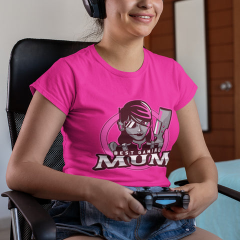 Best Gaming Mum - Women´s T-Shirt - KICKI´S SHOP