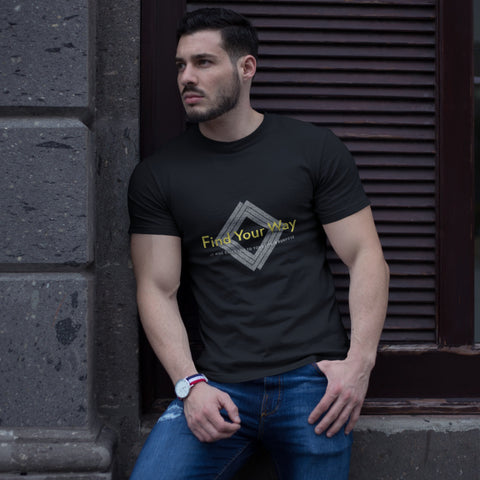 Find Your Way - Men´s T-Shirt - KICKI´S SHOP
