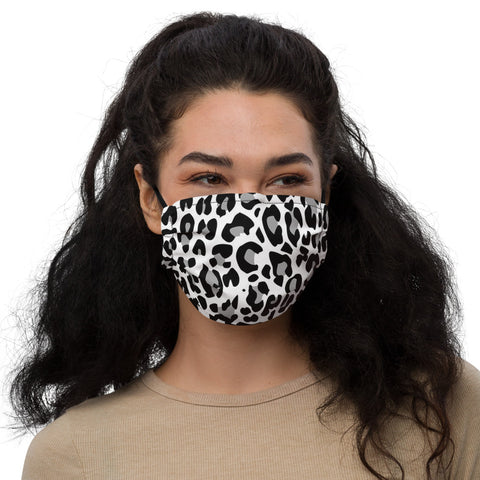 Leopard All Over Print - Face Mask - KICKI´S SHOP