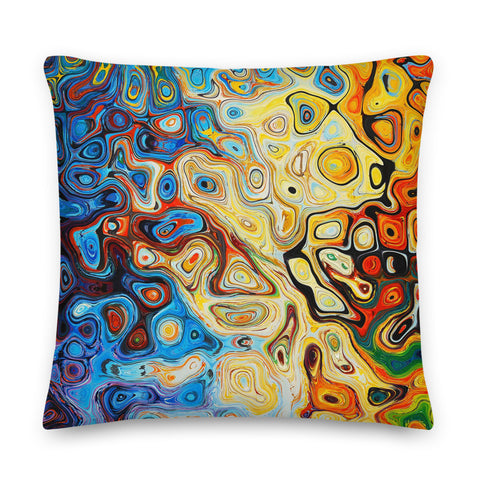 Fantasy All Over - Pillow - KICKI´S SHOP