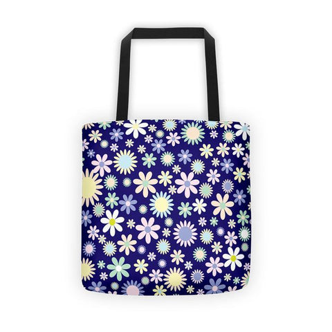Blue Summer Bed All Over - Tote Bag - KICKI´S SHOP