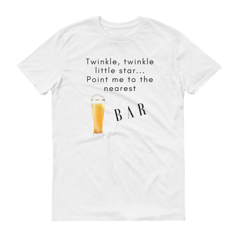 Bar - Men´s T-Shirt - KICKI´S SHOP