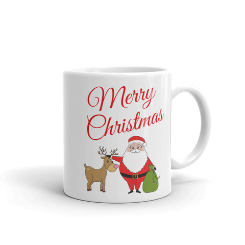 Merry Christmas - Coffee Mug - KICKI´S SHOP