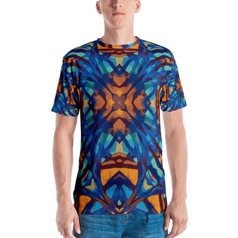 James Batik All Over - Men's T-Shirt - KICKI´S SHOP
