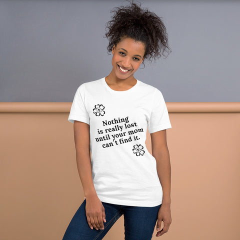 Funny Jokes For Mom - Women´s T-Shirt - KICKI´S SHOP