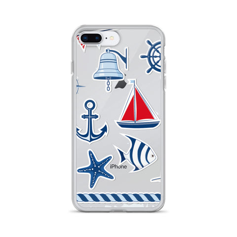 Love The Sea - iPhone Case - KICKI´S SHOP