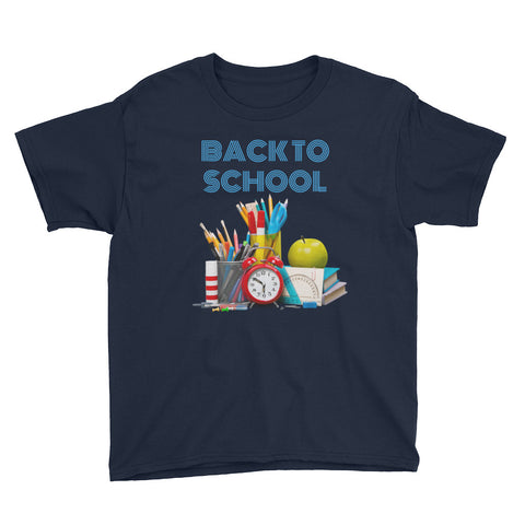 Back To School Again - Kids T-Shirt - KICKI´S SHOP