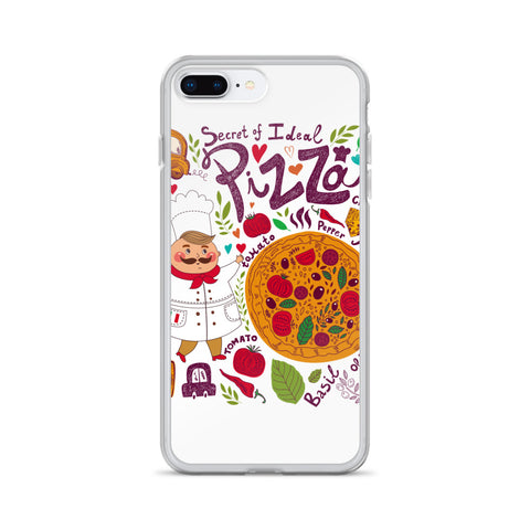 Pizza - iPhone Case - KICKI´S SHOP