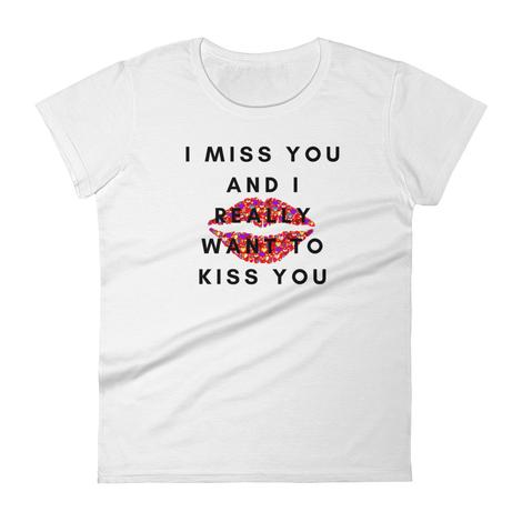 Love Quotes For Her - Women´s T-Shirt - KICKI´S SHOP