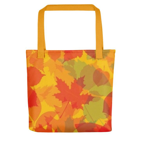 Autumn All-Over - Tote Bag - KICKI´S SHOP