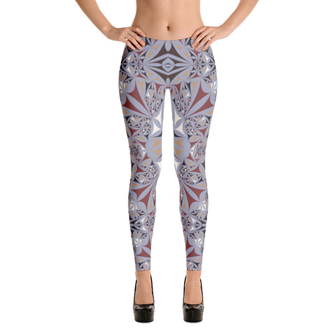 Playful Triangle All Over - Women´s Leggings - KICKI´S SHOP