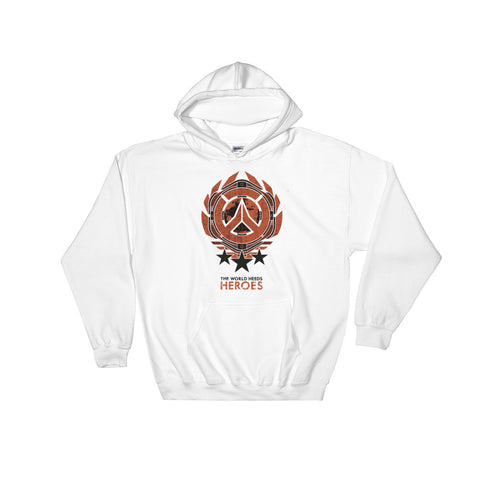 The World Needs Heroes - Men´s Hoodie - KICKI´S SHOP