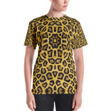 Leopard All Over - Women's T-Shirt - KICKI´S SHOP