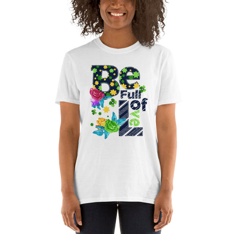 Be Full Of Love - Women´s T-Shirt - KICKI´S SHOP