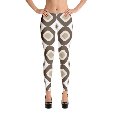 Olivia All Over - Women´s Leggings - KICKI´S SHOP