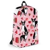 Dogs All-Over - Backpack - KICKI´S SHOP