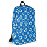 Peggy Blue All Over - Backpack - KICKI´S SHOP