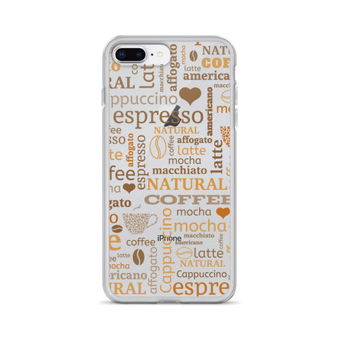 Natural Coffee - iPhone Case - KICKI´S SHOP