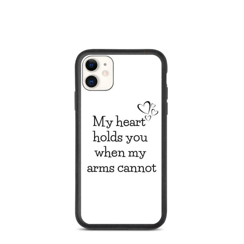 My Heart Holds You - iPhone Case - KICKI´S SHOP