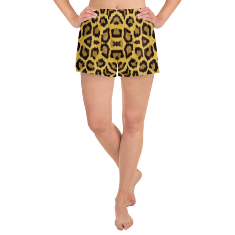 Leopard All Over - Women´s Shorts - KICKI´S SHOP