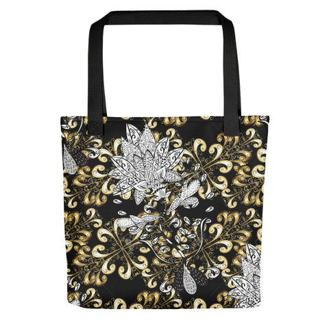 Lydia Gold All-Over - Tote Bag - KICKI´S SHOP