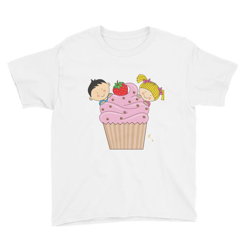 We Love Cake - Kids T-Shirt - KICKI´S SHOP