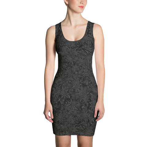 Black Stars - Women´s Party Dress - KICKI´S SHOP