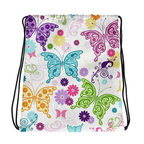 Gina All Over - Drawstring Bag - KICKI´S SHOP