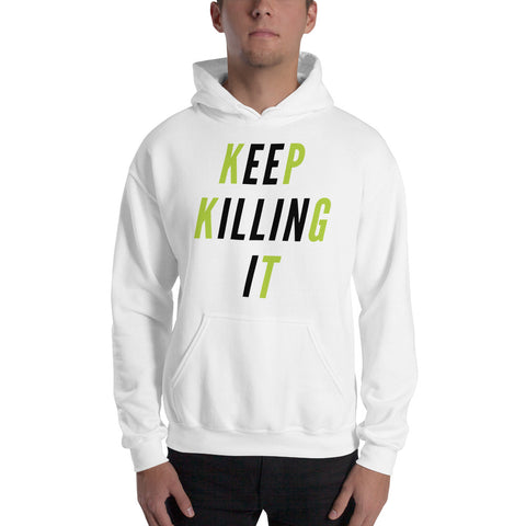 Keep Killing It - Men´s Hoodie - KICKI´S SHOP