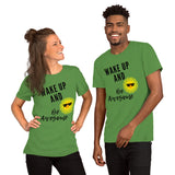 Wake Up And Be Awesome - T-Shirt - KICKI´S SHOP