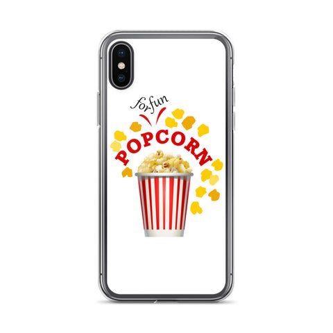 For Fun Popcorn - iPhone Case - KICKI´S SHOP
