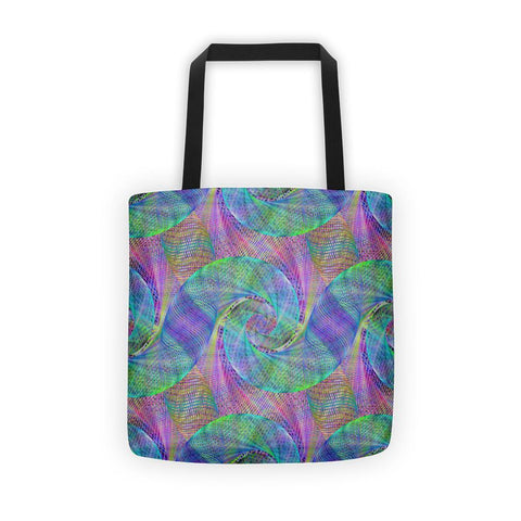 Spiral All Over - Tote Bag - KICKI´S SHOP