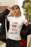 I Can And I Will - Unisex T-Shirt - KICKI´S SHOP