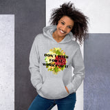 Don´t Wish For It Work For It - Women´s Hoodie - KICKI´S SHOP