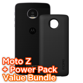 Moto Z Power Bundle