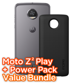 Moto Z² Play Power Bundle
