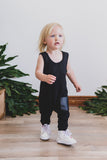 ROMPER - PAX (Black Full-Length) - Flynn Jaxon