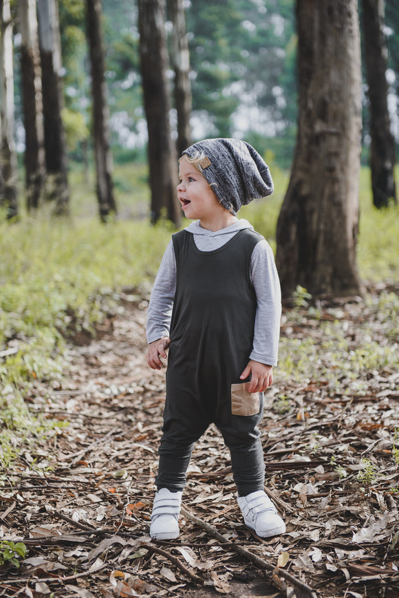 HUNTER ROMPER