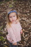 HEADBAND - BOHO (Faded Blue) - Flynn Jaxon