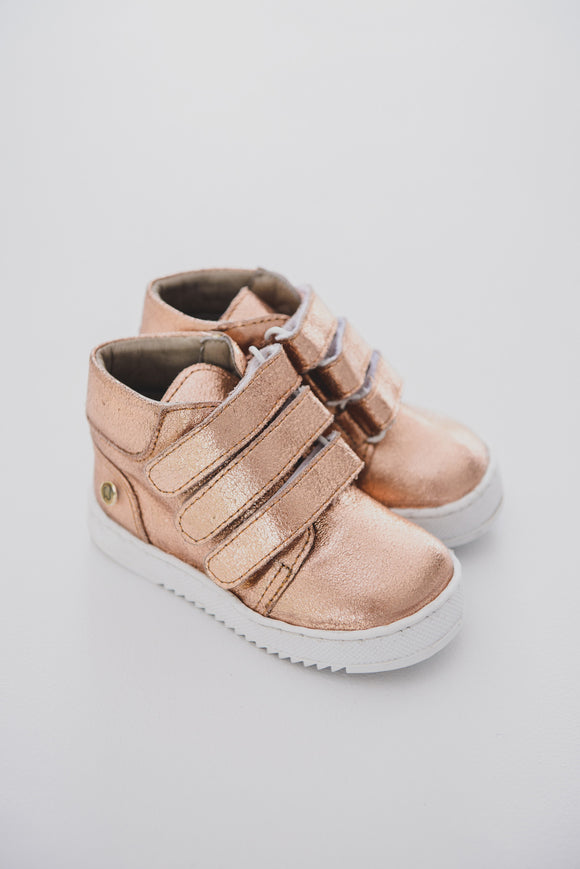 FJ KICKS - ROSE GOLD - Flynn Jaxon