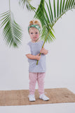 HEADBAND - LEIF (Palm Leaf) - Flynn Jaxon