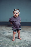 ROCKER TEE- PURPLE - Flynn Jaxon