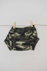 SHORTIE - ARMOUR (Camo) - Flynn Jaxon
