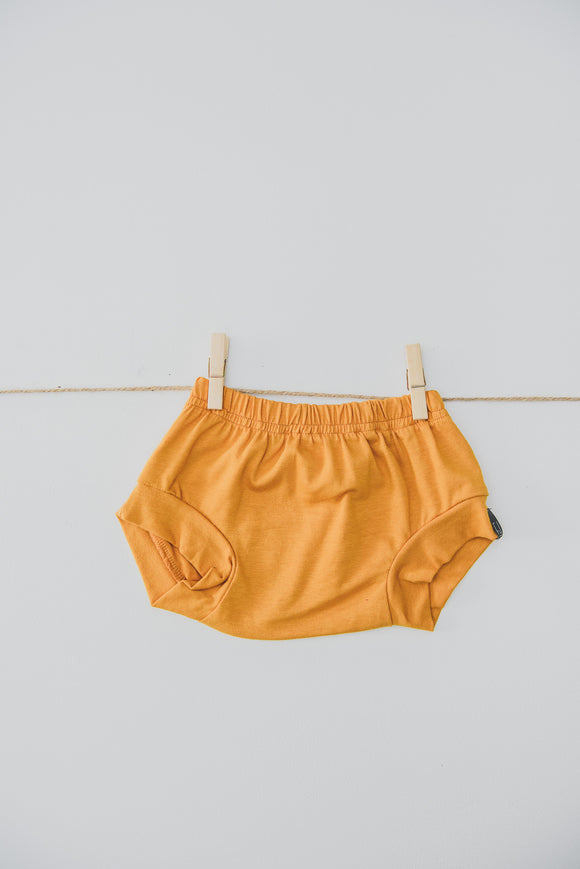 SHORTIE - AVERY (Mustard Yellow)