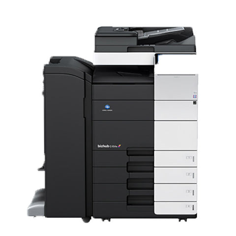 Colour copier machine Konica Minolta bizhub C454 <br /><font color=ff0000>This model is in stock now.</font><br />