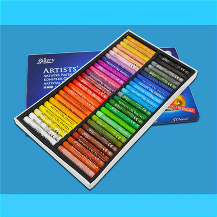 Oil Pastels Set
