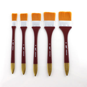 5 Pieces Set - Big 'Graffiti' Paint Brushes